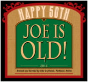 Greenfield birthday beer labels