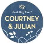 Garden Vines circle labels