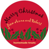 Holly Bright large circle labels