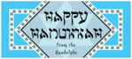 Shalom small rectangle labels