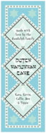 Shalom holiday wine labels