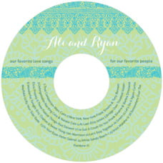 Henna cd labels