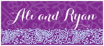 Henna small rectangle labels