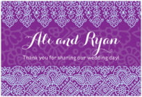 Henna wide rectangle labels