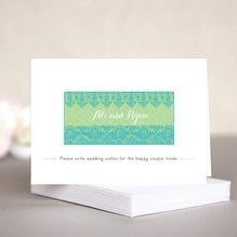 Henna note cards & envelopes