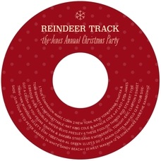 Iconic Christmas cd labels