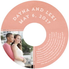 Film Edge cd labels