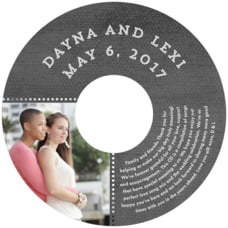 Film Edge custom CD/DVD labels
