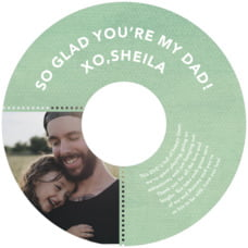 Film Edge Cd Label In Mint