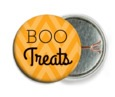 Iconic Halloween pin back buttons
