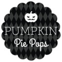 Iconic Halloween scallop labels