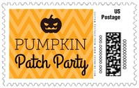 Iconic Halloween large postage stamps