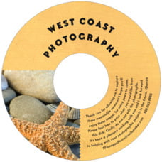 Chevron Edge cd labels