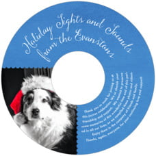 Scallop Edge cd labels