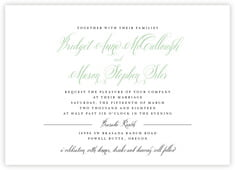 Just Glamorous invitations