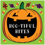 Jack-o-Lantern square labels