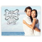 Joy of Scrolls save the date cards