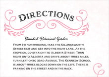 custom enclosure cards - pink - joy of scrolls (set of 10)