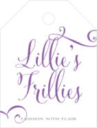Jubilation small luggage tags