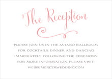 custom enclosure cards - grapefruit - jubilation (set of 10)