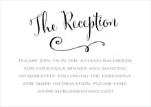 custom enclosure cards - tuxedo - jubilation (set of 10)