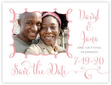 Jubilation save the date cards
