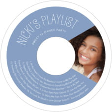 Jules Veneer cd labels