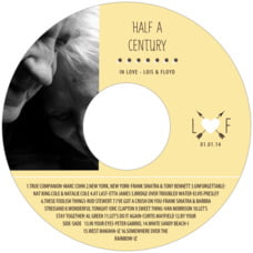 Katniss anniversary CD/DVD labels