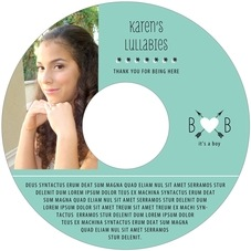 Katniss cd labels