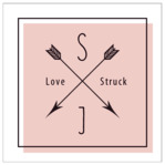 Katniss bridal shower labels