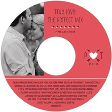 Katniss valentine's day CD/DVD labels