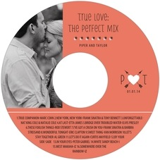 Katniss wedding CD/DVD labels