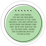 Katniss circle text label