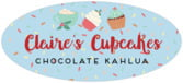 Cupcake Cheer oval labels