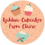 Cupcake Cheer canning labels