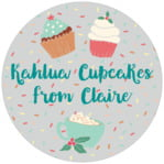Cupcake Cheer circle labels