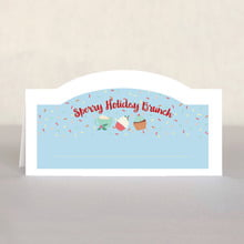 Cupcake Cheer place cards