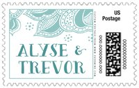 Sea & Sky large postage stamps