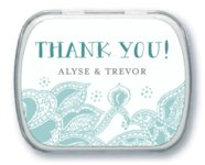 Sea & Sky Mint Tin In Sea Glass