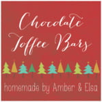 Christmas Tree square labels