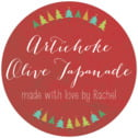 Christmas Tree holiday labels
