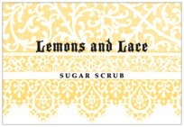 Lace wide rectangle labels