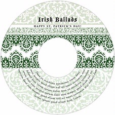Lace cd labels
