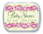 Leilani baby mint tins