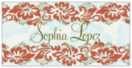 Leilani rectangle labels