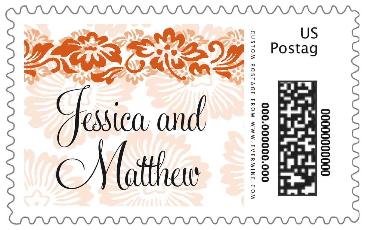 custom large postage stamps - spice - leilani (set of 20)
