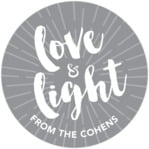 Love & Light circle labels
