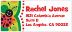 Lil' Bug pet address labels
