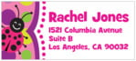 Lil' Bug designer address labels