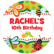 Lil' Bug large circle labels